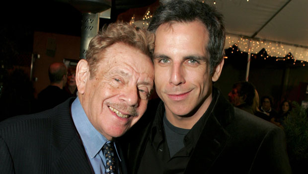 Ben Stiller & his dad Jerry