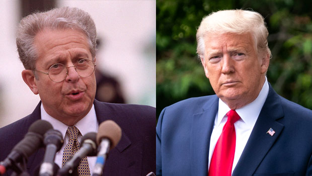 Laurence Tribe Donald Trump