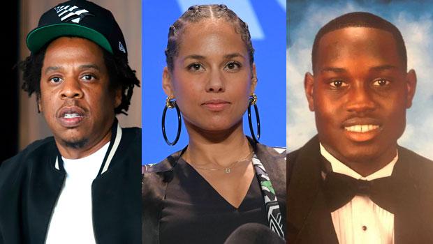 Jay-Z, Alicia Keys, Ahmaud Arbery