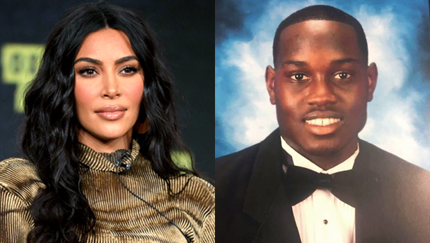 Kim Kardashian and Ahmaud Arbery