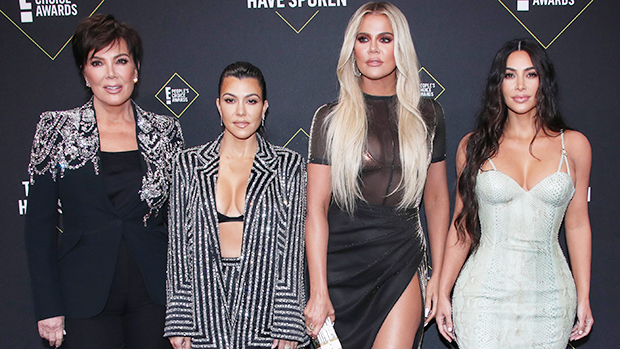 kris jenner kim kourtney khloe kardashian