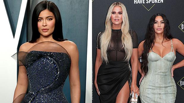 Kylie Jenner, Khloe Kardashian, Kim Kardashian