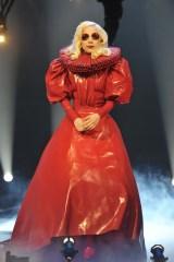 Lady GaGa The Royal Variety Performance 2009, Opera House, Winter Gardens, Blackpool, Britain  - 07 Dec 2009