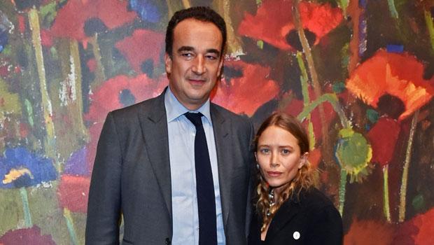 Mary-Kate Olsen & Pierre Olivier Sarkozy