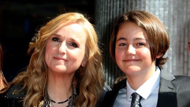 Melissa Etheridge & son Beckett Cypher