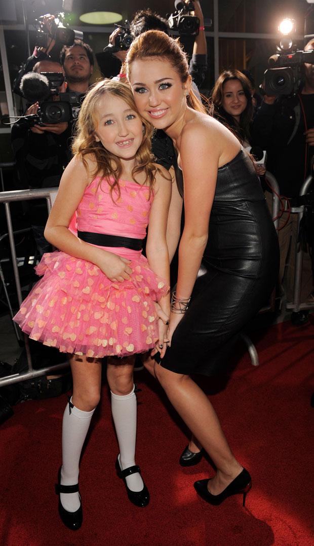 Miley Cyrus, Noah Cyrus