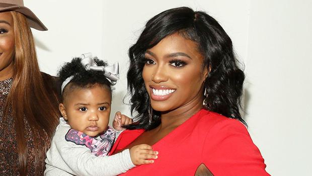 Porsha Williams daughter Pilar clone