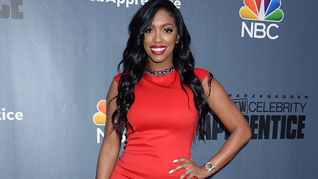 Porsha Williams on the red carpet