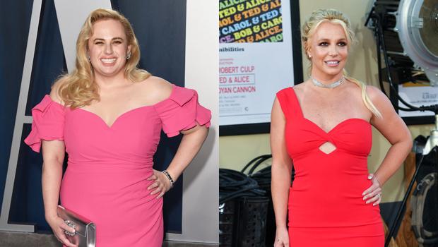 Rebel Wilson Britney Spears