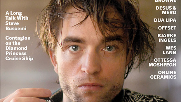Robert Pattinson in 'GQ' June/July 2020 Issue