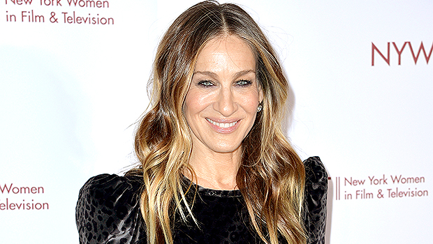 Sarah Jessica Parker on the red carpet