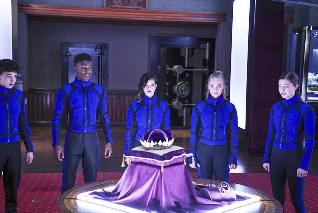 Secret Society of SecondBorn Royals