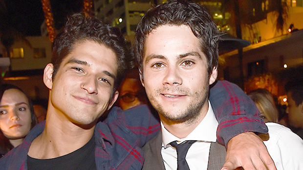 Tyler Posey Dylan O'Brien