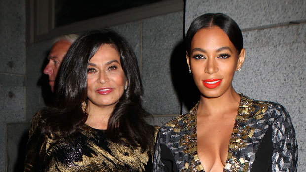 Tina Knowles, Solange Knowles