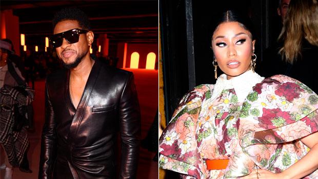 Usher & Nicki Minaj