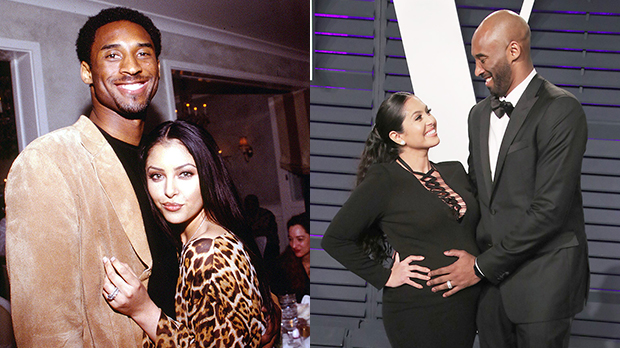 Vanessa Bryant Through The Years See Photos Of Her Then Now Hollywood Life