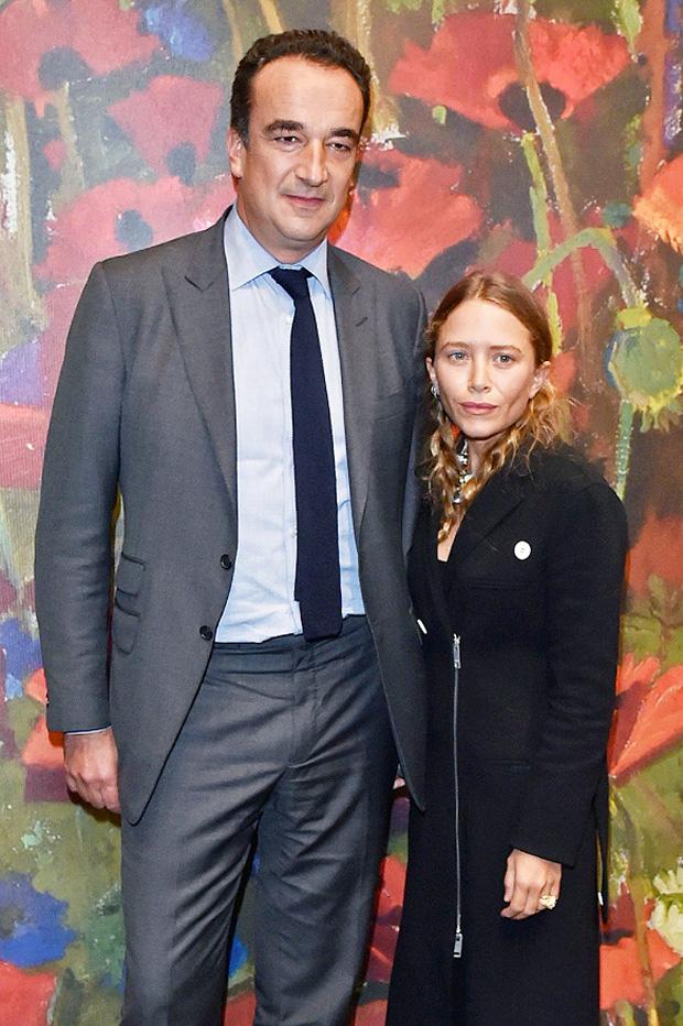 Wendy Williams, Mary-Kate Olsen & Olivier Sarkozy