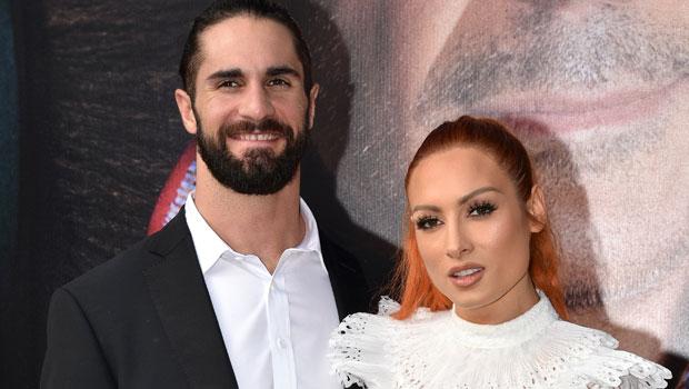 Becky Lynch, Seth Rollins