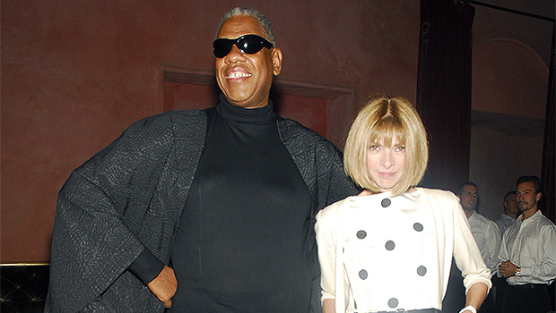 Andre Leon Talley, Anna Wintour