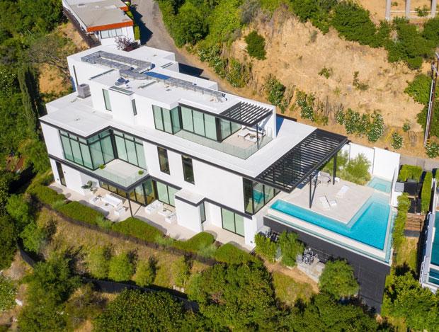 Ariana Grande mansion