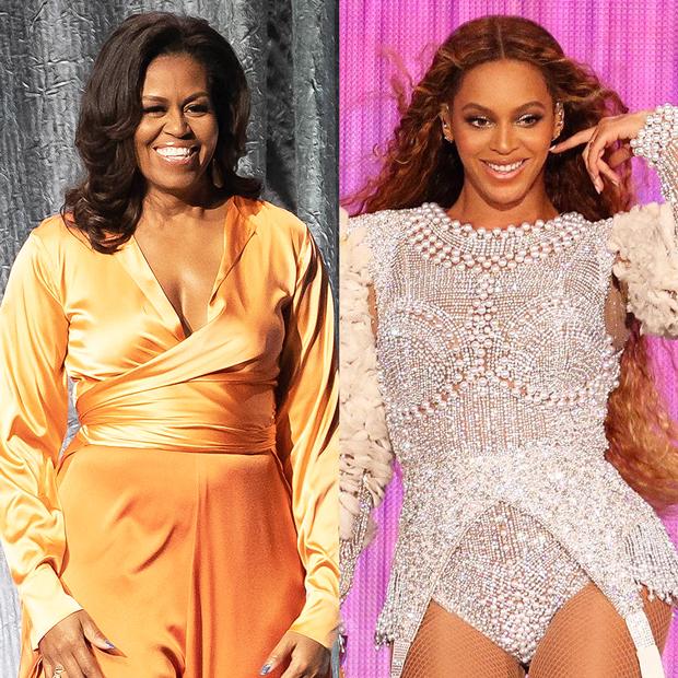 Beyonce & Michelle Obama