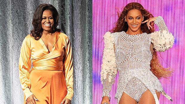 Michelle Obama & Beyonce