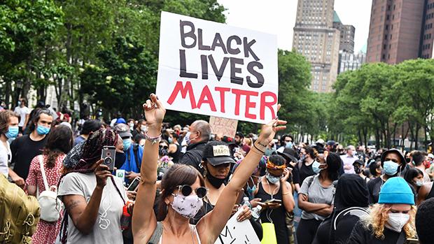 George Floyd Protestors