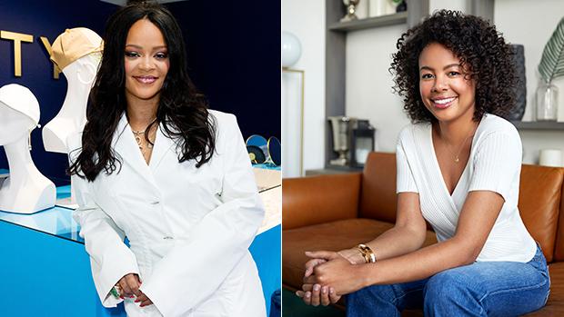Rihanna & Nancy Twine