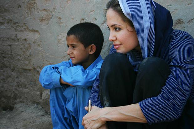 Angelina Jolie Vogue
