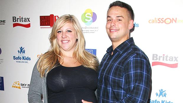 Briana Culberson & husband Brian