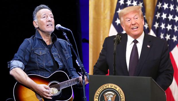 Bruce Springsteen Donald Trump