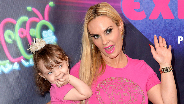 Coco Austin daughter Chanel floral dresses