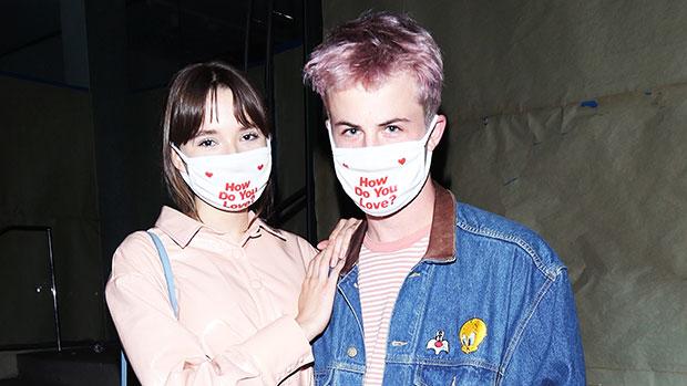 Dylan Minnette & Lydia Night