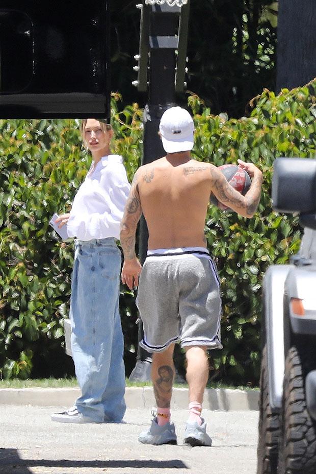 Hailey Baldwin & Justin Bieber