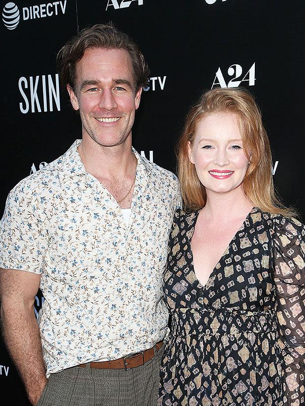 James & Kimberly Van Der Beek