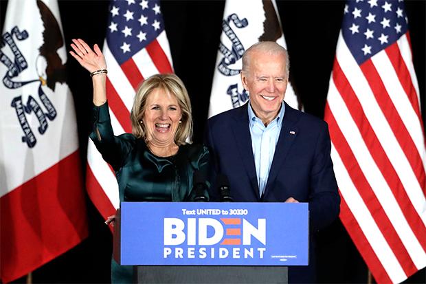 Jill Biden Joe Biden