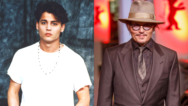 Johnny Depp's Transformation: See The Actor From '21 Jump Street' Days To Now