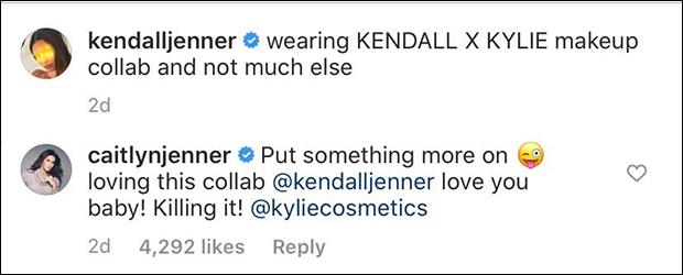 Kendall Jenner Caitlyn Jenner