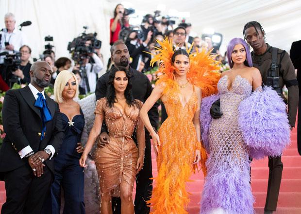 Kardashian Family Met Gala