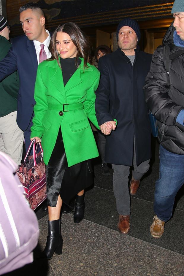 Lea Michele & Zandy Reich