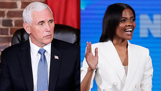 Mike Pence & Candace Owens