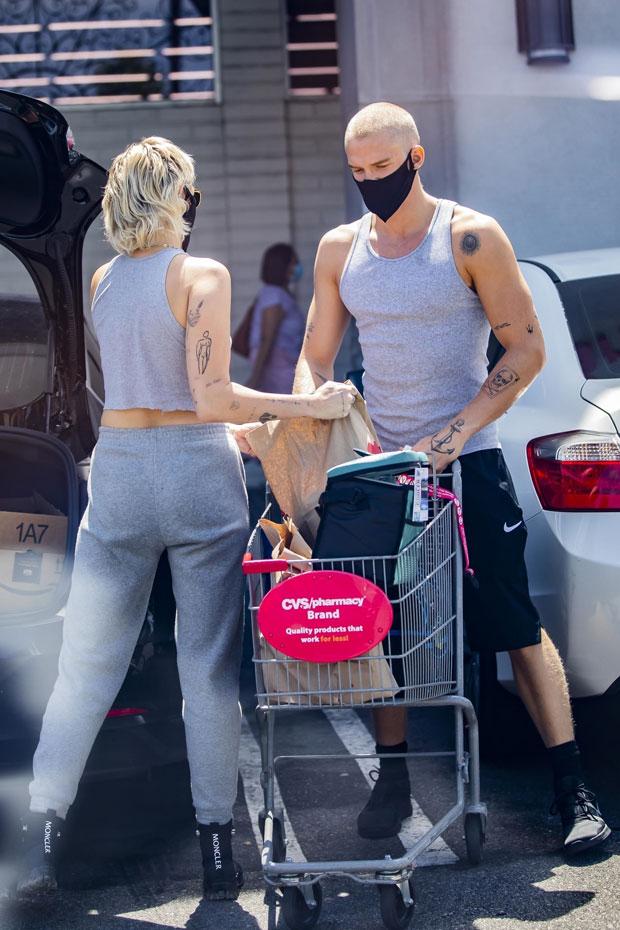 Miley Cyrus Cody Simpson