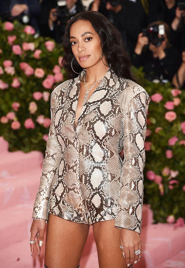 Solange Knowles at MET Gala