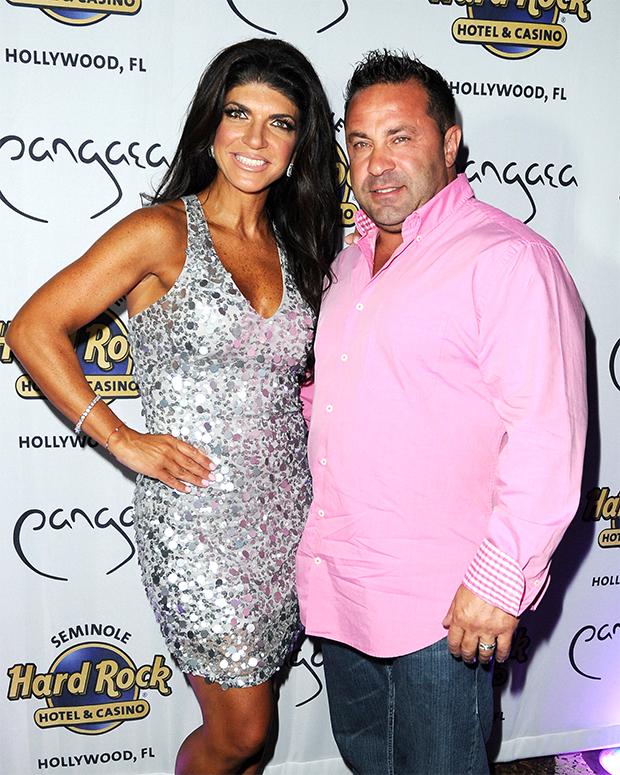 Teresa & Joe Giudice