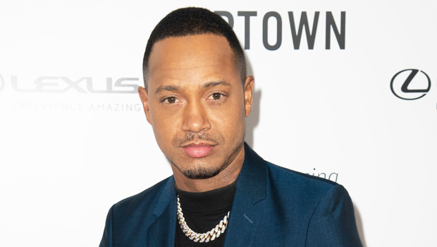Terrence J on the red carpet