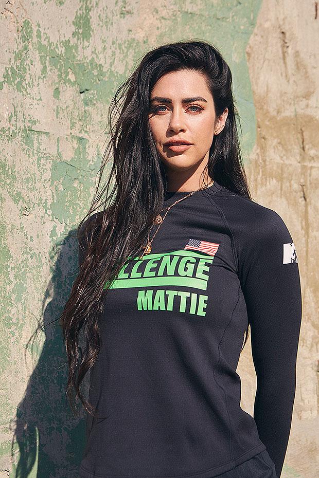 mattie the challenge