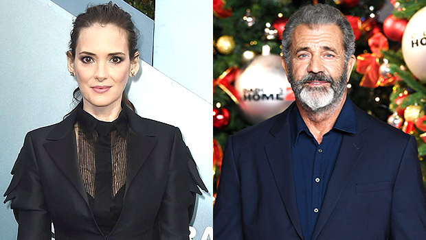 Winona Ryder Mel Gibson