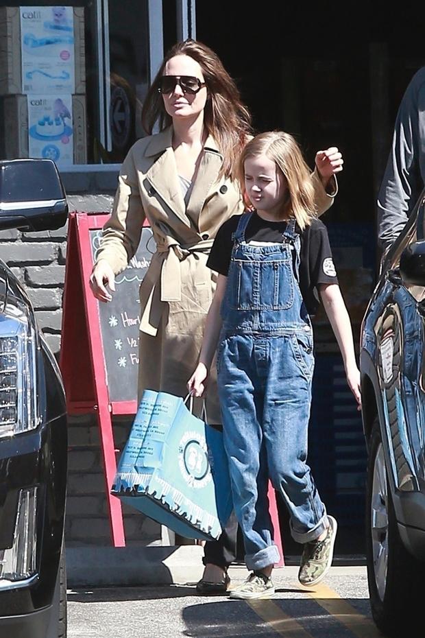 Angelina Jolie, Vivienne Jolie-Pitt