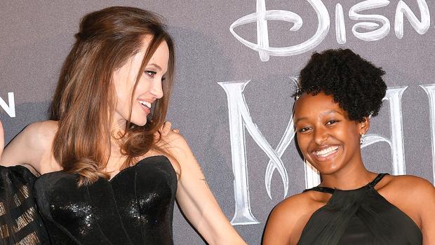 Angelina Jolie Zahara