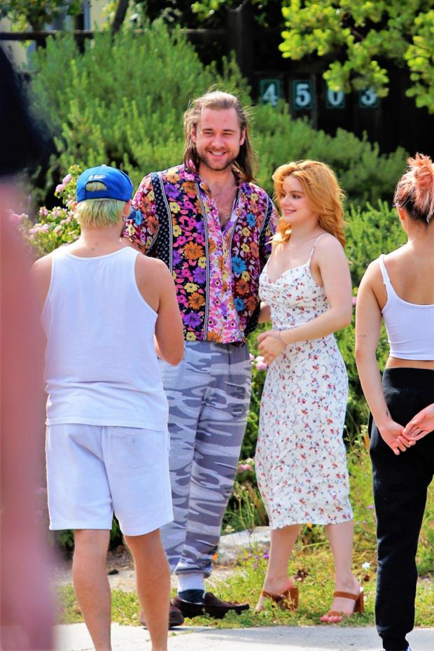 Ariel Winter Luke Benward marriage plans